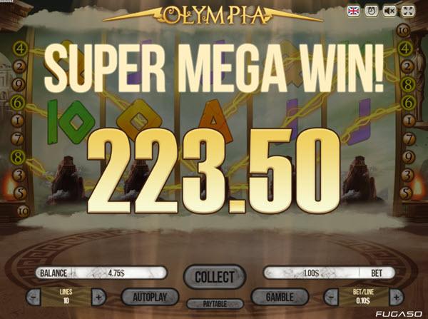Olympia Slot