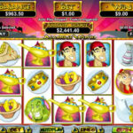 Aladdins wishes slot