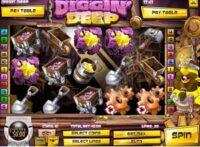 diggin deep casino