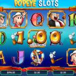 Popeye Slot
