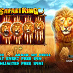 safari king slot