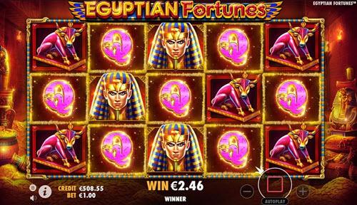 Egyptian Fortune Slot