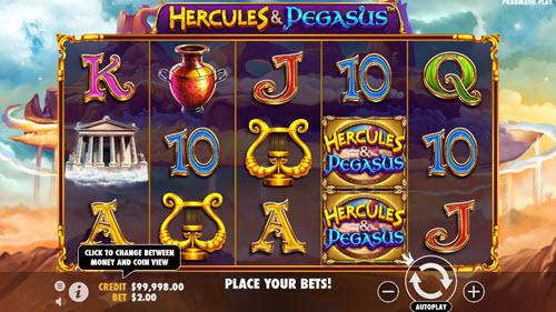 Hercules & Pegasus Slot