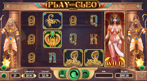 Play with Cleo Slot
