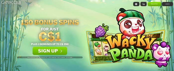 Gambling Club Casino Canada