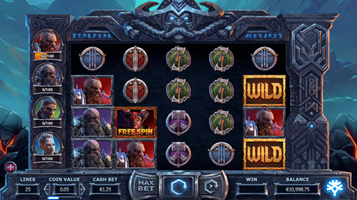 vikings go hell slot