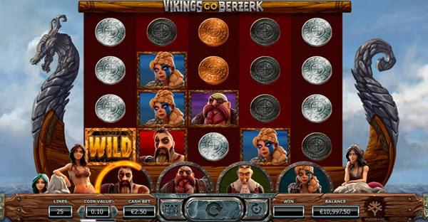 Viking Go Berkerz Slot
